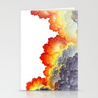 fifth element Stationery Cards featuring Element by Andi_GreyScale