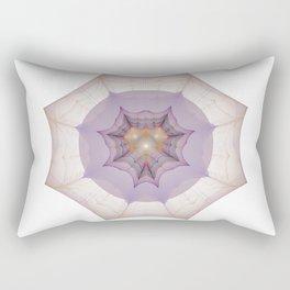 Webbed Heart Rectangular Pillow