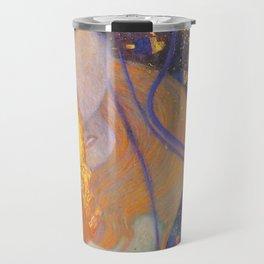 "Gustav Klimt ""Goldfische"" (1) Travel Mug"
