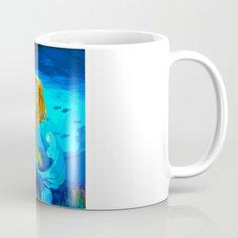 Atlantean Beauty 3 Coffee Mug