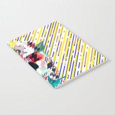 Abstract Skull Notebook