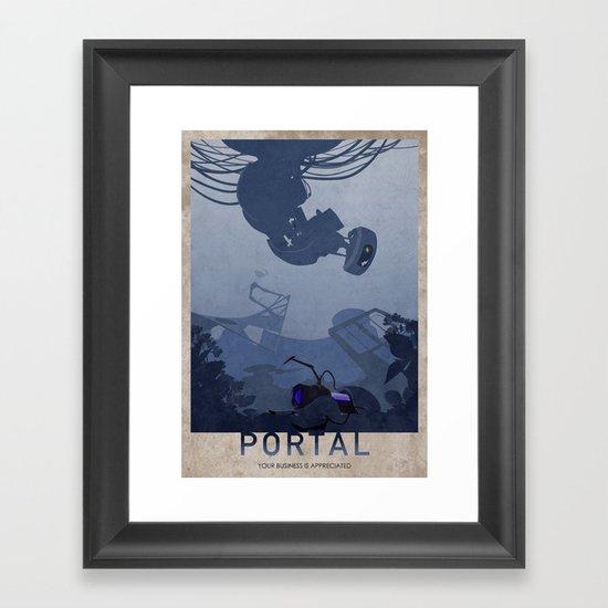 Portal by ryanswannick