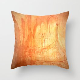 Spigot Throw Pillow