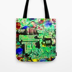 Life Is Complicated Tote Bag