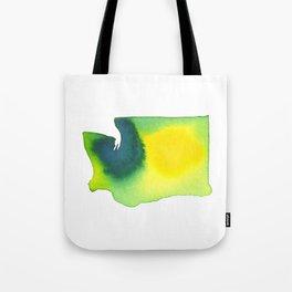 Washington Green Tote Bag