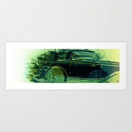 See Deuce, You Art Print