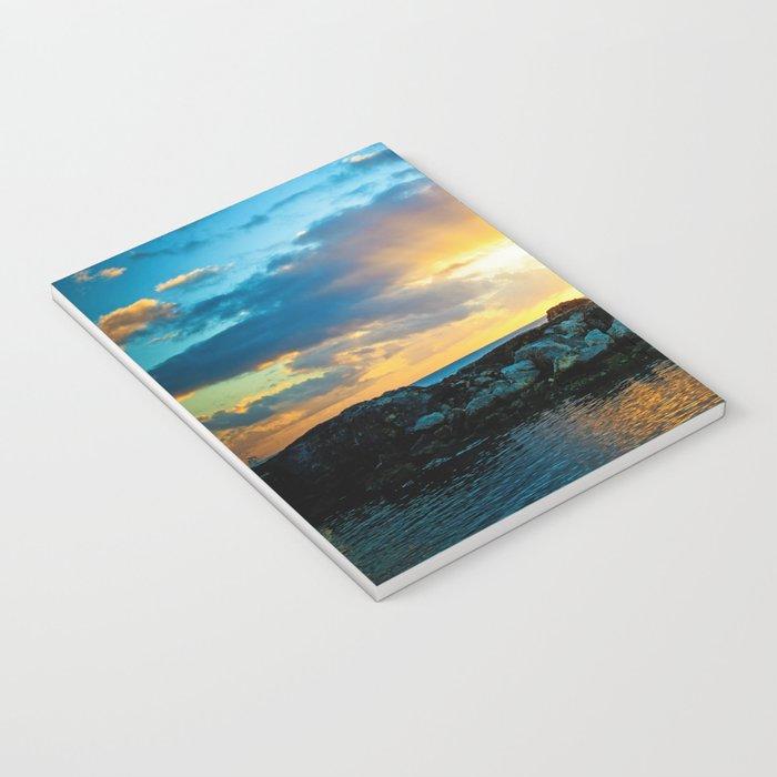 Burst of Light Notebook