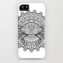 Cancer Mantra iPhone Case