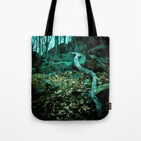 snake Tote Bags featuring Snake by Terrestre