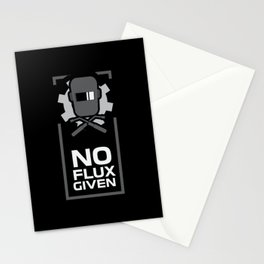 Welding - No Flux Given Stationery Cards