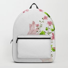 Blooming Hands Backpack