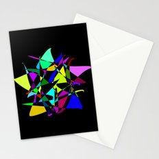 Cosmic Star Stationery Cards