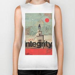 Integrity Biker Tank