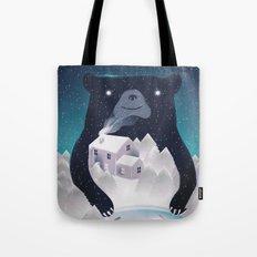 I ♥ Winter Tote Bag