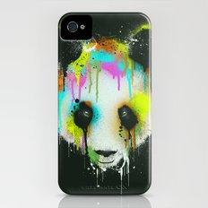 Technicolour Panda iPhone (4, 4s) Slim Case