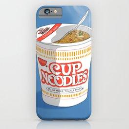 send noods iPhone Case