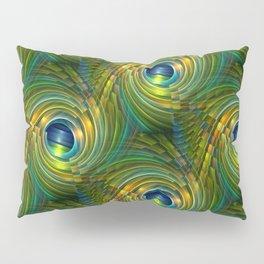 3D - abstraction -a- Pillow Sham