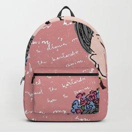 Frida, drowned with bastards Backpack
