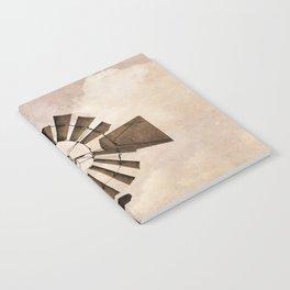 Iowa Windmill Notebook