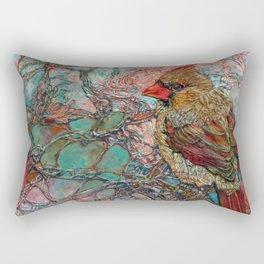 Thicket Starlet Rectangular Pillow