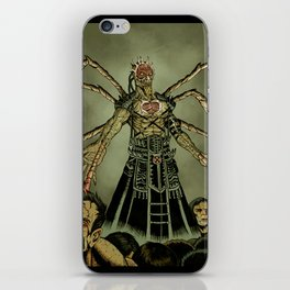 The Great Devourer iPhone Skin