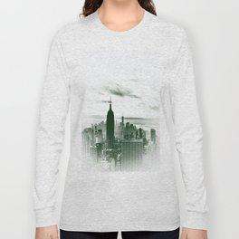 New York m Long Sleeve T-shirt