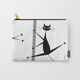 Pole dancing cats Carry-All Pouch