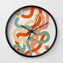 Labirint Wall Clock