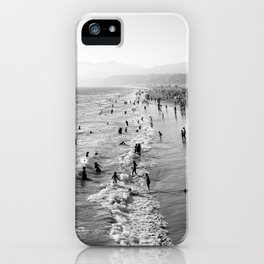 Summer Melody iPhone Case