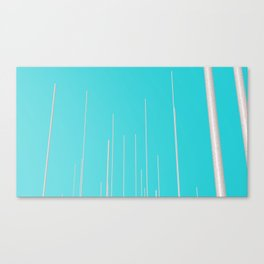 The Void Canvas Print