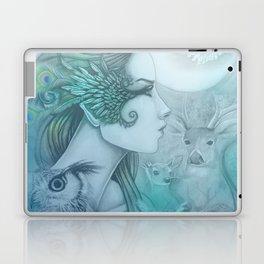 Spirit of Artemis 2 Goddess Art Laptop & iPad Skin