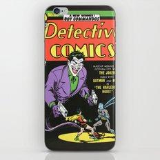 Comic Detective 69 iPhone & iPod Skin