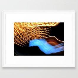 Long Exposure I Framed Art Print