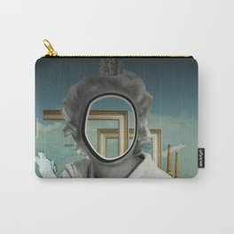 The truth is dead 23417 · Die Frau am Fenster 2 Carry-All Pouch