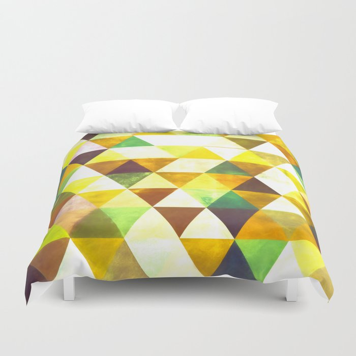 Abstract #428 Duvet Cover
