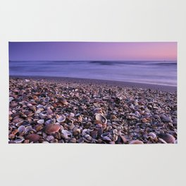 The Beach Of The Shells Rug