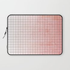 Sweet Pink Geometry Laptop Sleeve