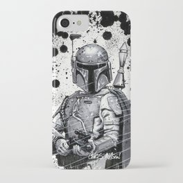 Boba Fett: Bounty Hunter iPhone Case