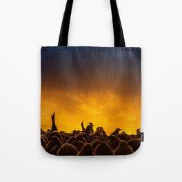 Penguin Festival Tote Bag