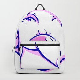 Snap It Girl Backpack