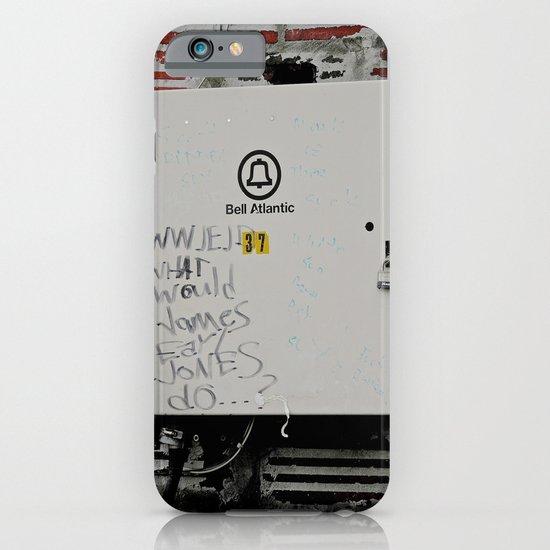 WWJEJD? iPhone & iPod Case