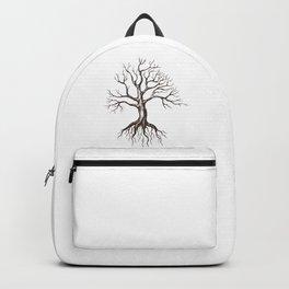 Bare tree Backpack