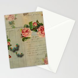 Le Jardin Stationery Cards