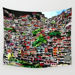 Barrio Wall Tapestry