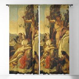Giovanni Battista Tiepolo - Bacchus and Ariadne Blackout Curtain