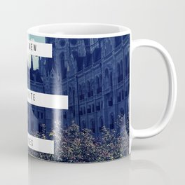 New Favorite Places (Lines #6) Coffee Mug