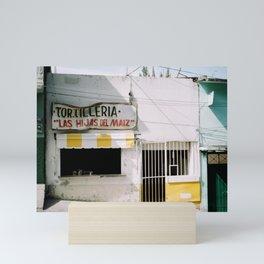 Tortilleria Mini Art Print