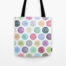 Watercolor Lovely Pattern V Tote Bag