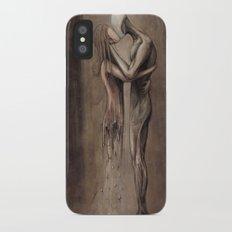 Entropy of Love Slim Case iPhone X