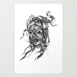 RedBall Art Print